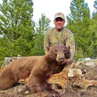2014 Wyoming Spring Black Bear Hunts Are Underway!