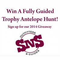 Have You Entered To Win Our Free Hunting Trip?