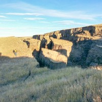 Wyoming's Overnight Canyon