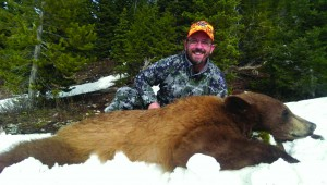 Spring Bear Hunt Box Y Lodge
