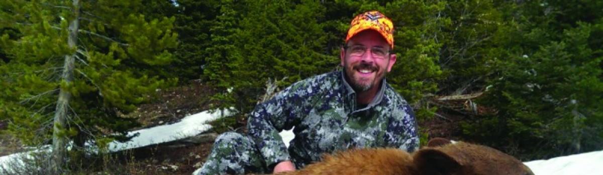 Spring Black Bear Hunts are Around the Corner