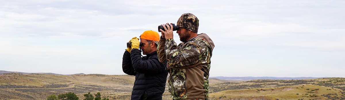 Featured Hunt: Mule Deer and Antelope Combo