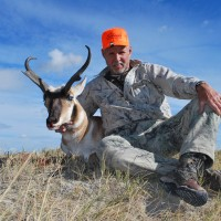 Enter to Win a Free Antelope Hunt With SNS