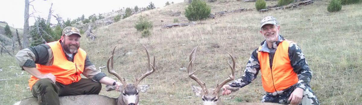 2016 Antelope and Mule Deer Hunting Update