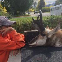 Experiencing a Son's First Antelope Hunt
