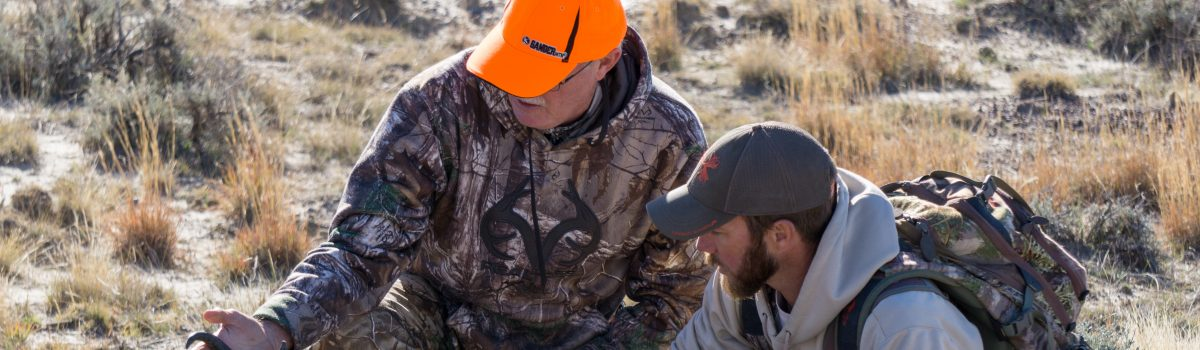 Experiencing A Spot and Stalk Trophy Antelope Hunt