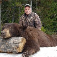 Wyoming Spring Bear Hunting Update