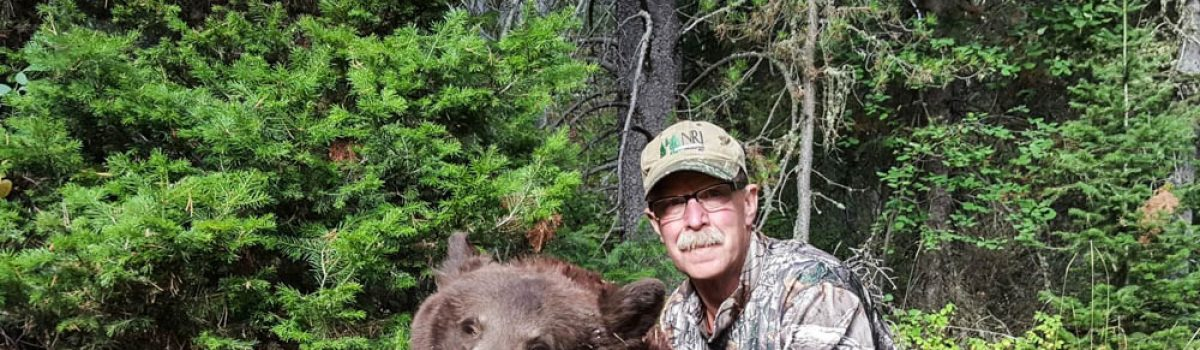 Fall Black Bear Hunting Opportunities in Wyoming