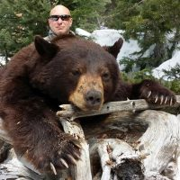 Additional Fall Bear Hunts Added to the 2017 Schedule