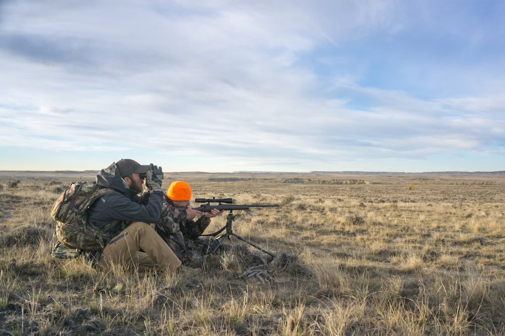What Rifle for a Big Game Hunt