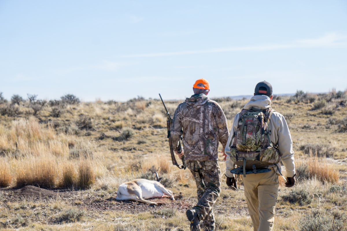 A Wyoming Big Game Hunt
