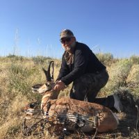 Update From Our 2017 Archery Antelope Hunts