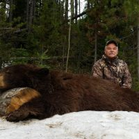 Rare Spring Black Bear Opening: May 21st – 25th!