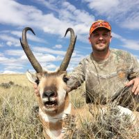 Start Your Antelope Hunting Adventure Today! Book with SNS Outfitter & Guides