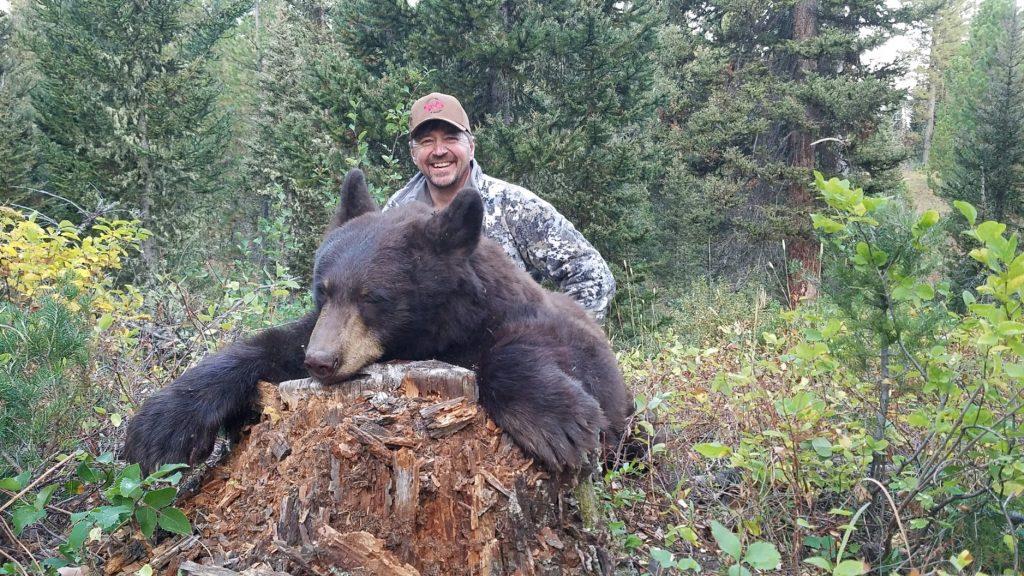 Fall black bear openings