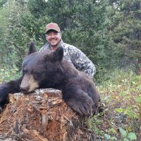 Last Chance Fall Bear Hunting Opportunities In Western Wyoming