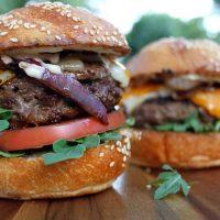 End of Summer BBQ – Elk Burgers