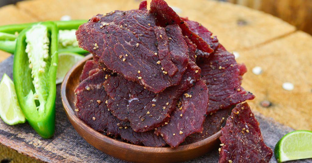 Recipe Feature Antelope Jerky With Hi Mountain Seasonings