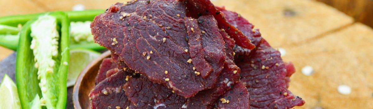 Recipe Feature: Antelope Jerky with Hi Mountain Seasonings
