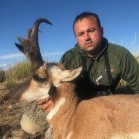 SNS Outfitter and Guides Fall 2018 Archery Antelope Recap