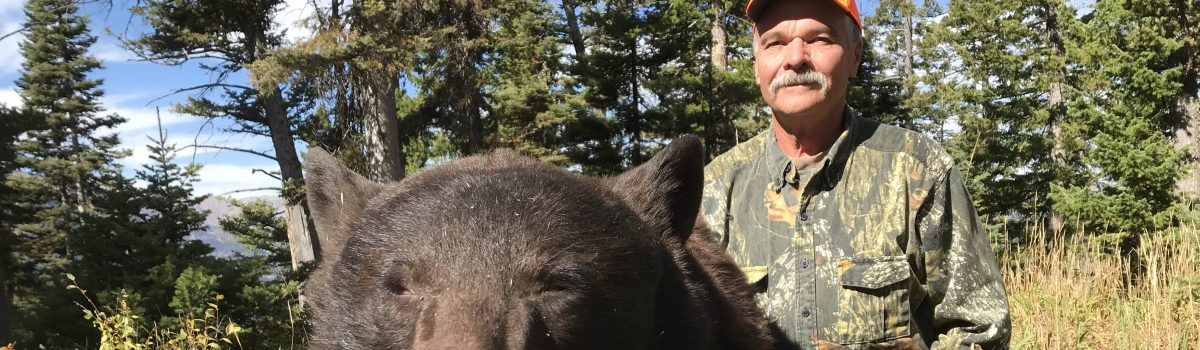 2018 Fall Black Bear Season Recap