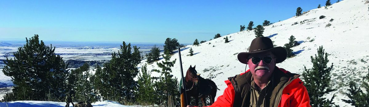 Big News: SNS is Now Offering Late Season Cow Elk Hunts