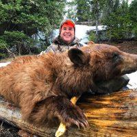 Spring Bear Hunting in Wyoming