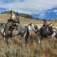 Randy George – He Lives for the Fall in Wyoming