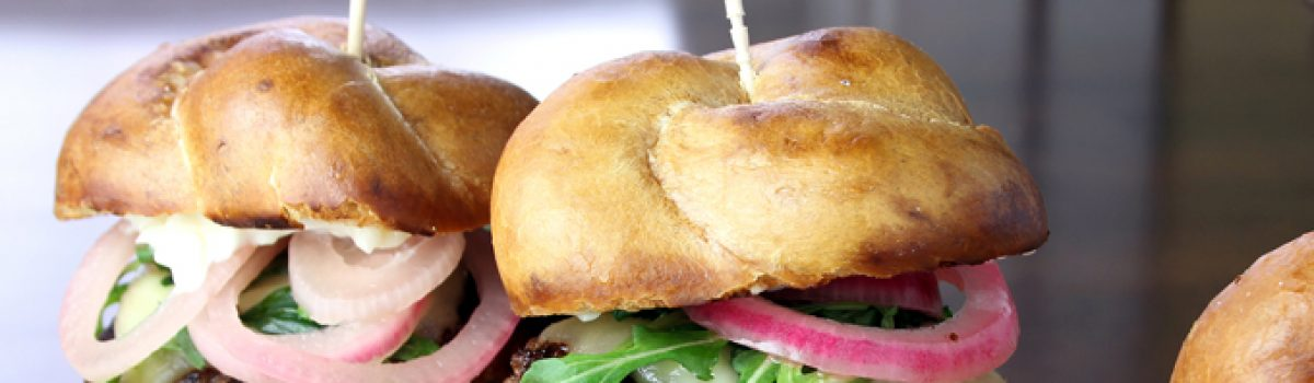 Wild Game Recipe: Elk Sliders