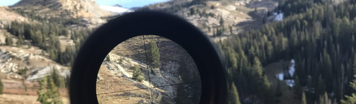 Season Prep Tip: Sighting in Your Rifle