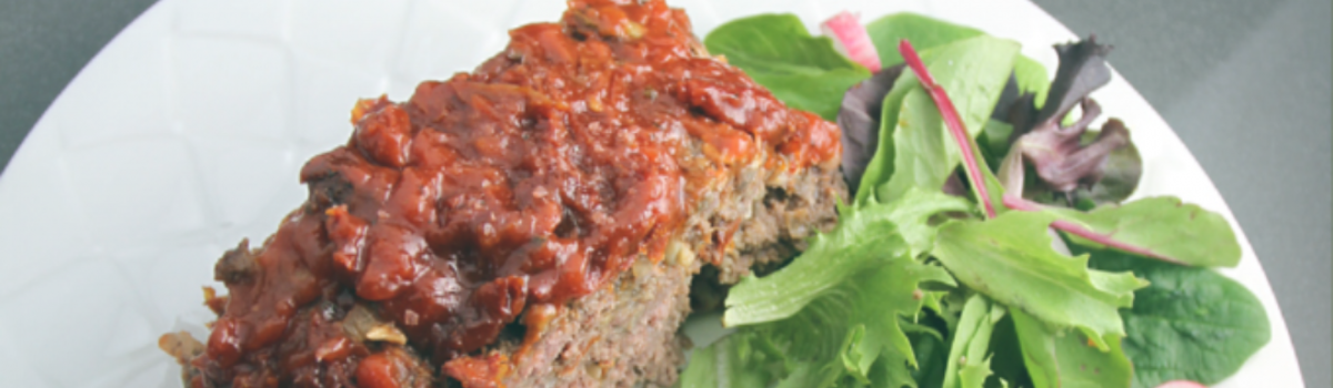 Wild Game Recipe: Meatloaf
