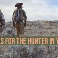 Gifts: The Top 10 List for The Hunter in Your Life!