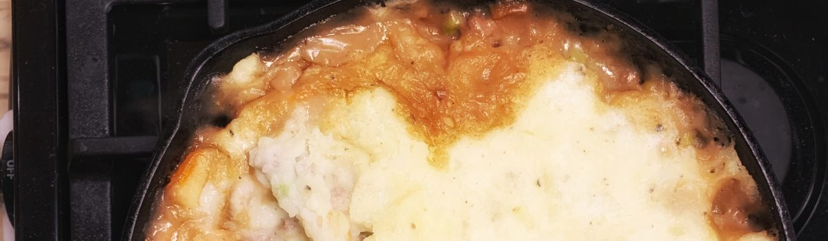 Wild Game Recipe: Shepherd's Pie