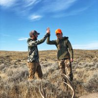 Wyoming Hunt Recap: An Adventure with SNS Outfitter & Guides