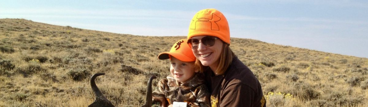 Raising The Next Generation of Hunters