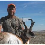 Wyoming antelope hunting
