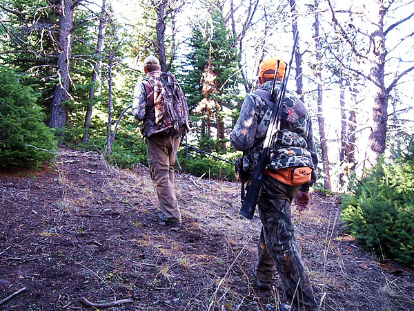 wyoming hunt with sns