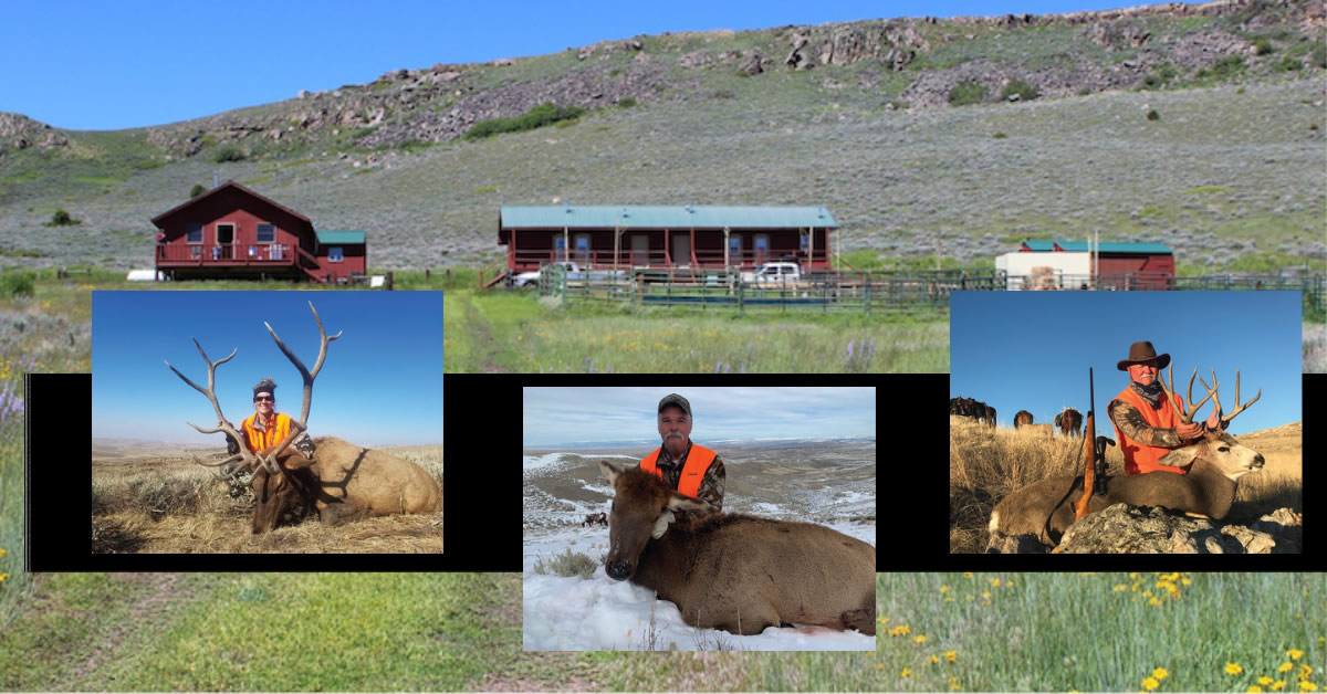 SNS Hunt 3: Mule Deer, Bull or Cow Elk at Orchard Camp